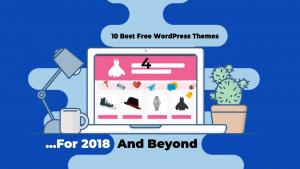 Beste wordpress thema's 2019