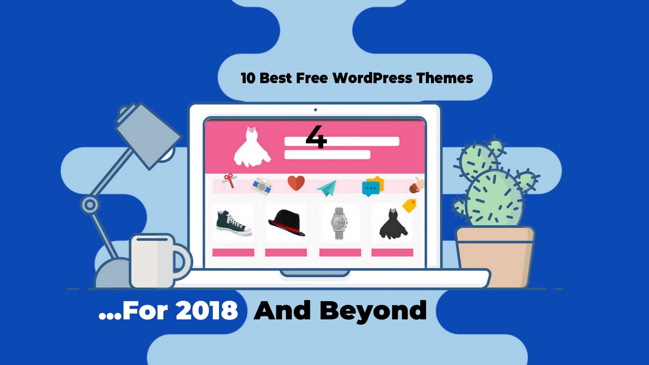 Beste wordpress thema's 2019